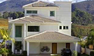 Telha residencial